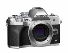 Appareil photo Hybride Olympus E-M10 Mark IV Nu Silver
