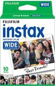 Fujifilm Film Instax Wide Fujifilm Pack 1x10 poses