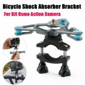 Generic Pour DJI Osmo Camera Action Shock Absorber bicyclette Support étendu Support fixe