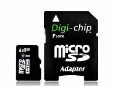 Digi-Chip 16 GO CLASS 10 UHS-1 MICRO-SD CARTE MÉMOIRE POUR SAMSUNG GALAXY S4, S IV, Mini, Zoom, GALAXY J, Win Pro G3812, S Duos 2 S7582, Grand 2, I923