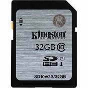 Keple P-UK/MEMORYCARD/SD10VG2/32GB/SILVER/2473 Carte SD 32.0 GB