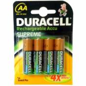 DURACELL pile Nickel-Metall-Hydrid, Mignon (AA/HR6)