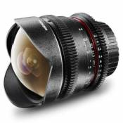 WALIMEX PRO 3,8/8 MM N/AF FISH-EYE