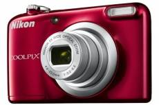 Appareil photo Compact Nikon Coolpix A10 Rouge