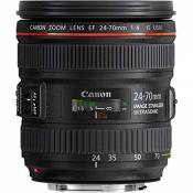 Canon Objectif 24-70 mm f/4.0 L IS USM
