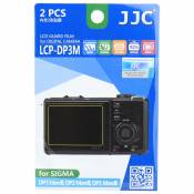 Lot de 2 films de protection pour Sigma DP Merrill (LCP-DP3M)