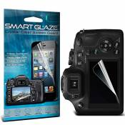 "ONX3 Protections d'écran LCD Crystal Clear Premium Packs Avec Chiffon & Demande de carte pour 3.0"" Screen Size Panasonic Lumix DMC-FZ72 Digital Camera"