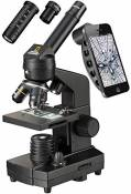 National Geographic 9039001 Microscope avec Support pour Smartphone