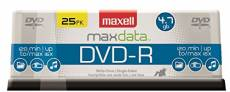 Dvd-R 4.7gb 25 Pack Spindle