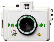 Superheadz Hello Kitty Golden Half 35mm Film Camera [Camera] (japan import)