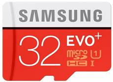 Dadwaluk Ltd – New Samsung 32 Go EVO Plus Carte mémoire Micro SD SDHC Classe 10 UHS-I mb-mc32d 80 m/s