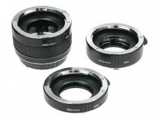 Kenko Auto Extension Tube Set - Kit de tube-allonge DG - Nikon F