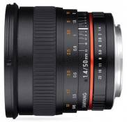 Samyang 50mm f/1.4 AS UMC pour Sony A-Mount