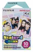 Fujifilm Film Instax Mini Monopack Stained Glass (10v)