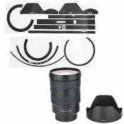 Izen Film Protection Anti-Rayures Pour Objectif Sony Fe 24-70Mm F / 2.8 Gm Sel2470Gm