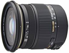 Sigma Objectif 17-50 mm F2,8 DC OS HSM EX - Monture Canon