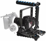 Eimo Spider Rig DR-2 support d'épaule support Rig Stabilisateur pour Bmpp Blackmagic Cinema Camera, Sony, Nikon, Canon, et d'autres appareils photo re