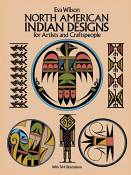 North American Indian Designs for Artists and Craftspeople