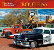 National Geographic Route 66 2018 Wall Calendar