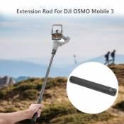 2019 Ordinateur de Poche Gimbal Extension Rod Support Extensible Selfie Stick Dji Osmo Mobile 3 aloha4501