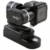 Feiyu Fy-wg 3 Axes Wearable Gimbal pour GoPro Hero4 Session Action Camera - Noir