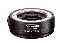 Olympus EX-25 - Tube-allonge - Four Thirds - pour Olympus E-3, E-30, E-410, E-420, E-450, E-520, E-600, E-620; EVOLT E-410, E-420, E-520