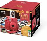 Appareil photo Instantané Fuji Instax Mini 9 Poppy Red Pack