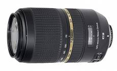 Objectif reflex Tamron SP AF Di VC USD 70 - 300 mm f/4.0 - 5.6 LD XLD [IF], Monture Canon
