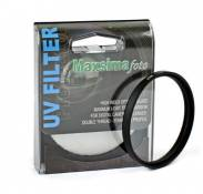 Maxsimafoto - Protection Filtre UV 77mm pour Sony 24-70mm F2.8 ZA SSM Carl Zeiss Vario-Sonnar T* Objectif Zoom