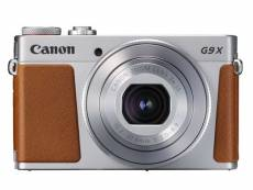 Appareil photo compact Canon PowerShot G9 X Mark II 10,20-30,60 f/2,0-4,9 IS Argent