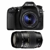 CANON EOS 80D + 18-55 IS STM + TAMRON 70-300 DI