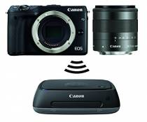 Canon eOS eF-m3-m (18-55 mm iS sTM plus station cS100 connect
