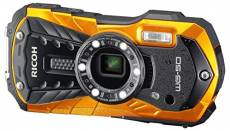 Ricoh 04582 Appareil Photo Compact 16 Mpix Full HD 1920 x 1080 Orange