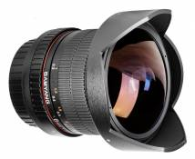 Samyang 8mm f/3.5 Fisheye CS (Sony E)