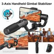Generic Visual Auto-tracking Isteady Mobile 3-Axis Handheld Smartphone Gimbal Stabilizer