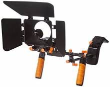 "Cablematic - Support d""épaule pour DSLR Kit complet V-Rig Aputure"