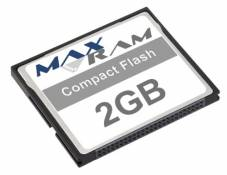 MaxRam 2 Go carte mémoire Compact Flash