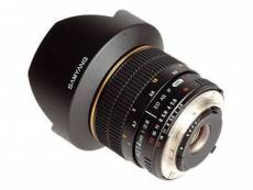 Samyang - Objectif grand angle - 14 mm - f/2.8 AE ED AS IF UMC - Nikon F - pour Nikon D300, D3000, D3100, D3200, D3s, D3X, D4, D5000, D5100, D60, D700, D7000, D800, D90