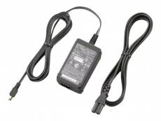 Sony AC-LS5 - Battery charger / power adapter - pour Cyber-shot DSC-L1/L, L1/LJ, L1/R, L1/S, P150, P200, P93, S60, S90, T7, T7/B, T7/S, TX100