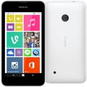 "Nokia - Lumia 530 Smartphone Movistar Débloqués Windows Phone (écran 4 "", appareil photo 5 MP, 4 Go, 1,2 GHz, 512 Mo de RAM), Blanc"
