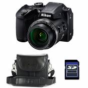 Nikon Bridge Coolpix B500 Noir + Etui + Carte SD 4 Go