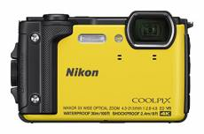 Nikon Coolpix W300 Appareil photo 16 Mpix Jaune