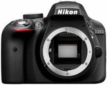Nikon D3300 Appareil photo reflex APS-C