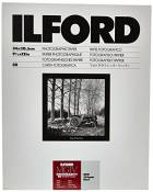 Ilford Multigrade IV RC Papier Photo Portfollio Perlé 24 x 30,5 cm 50 Feuilles Blanc