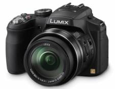 Panasonic Lumix DMC-FZ200 Appareil photo Bridge 12,1 Mpix Zoom optique Leica Elmarit 24 x 3D Noir