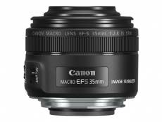 Macro-objectif Canon EF-S - Fonction Macro - 35 mm - f/2.8 IS STM - Canon EF - pour EOS 100, 1200, 70, 700, 750, 760, 7D, 8000, Kiss X70, Kiss X8i, Re