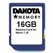 16GB Memory Card for Nikon 1 J5