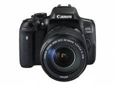 Canon EOS 750D + objectif EF-S 18-135 mm IS STM