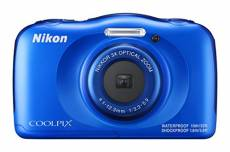 Nikon Coolpix W100 Appareil photo Bleu