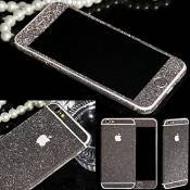 NEW l'énergie © Bling Paillettes Corps en vinyle Wrap Sticker Skin pour iPhone 6, 6S